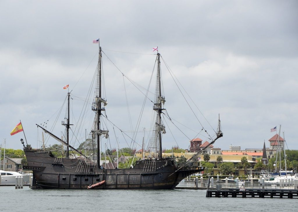 Pirate Ship Experience St Augustine