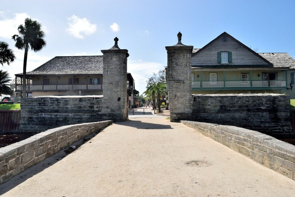 St Augustine Historic Downtown