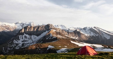 Tips for Tent Camping in the Cold
