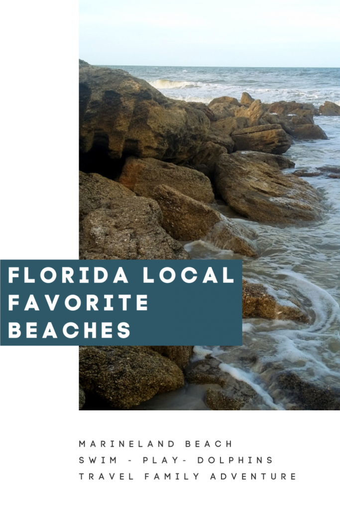 Marineland Beach, Florida; Local Favorite, Family Fun