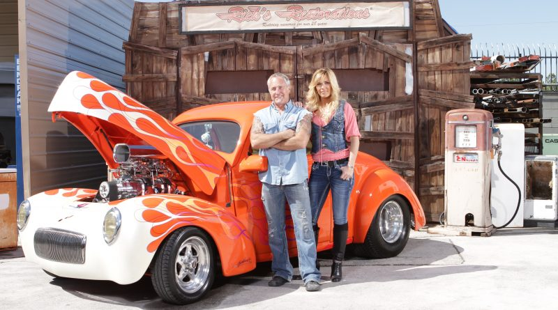 "Meet Rick & Kelly Dale from ""American Restoration"" on the History Channel. Stop by to say hello and get an autograph on Friday, Nov 29th & Sat, Nov 30th at the 36th Annual Turkey Run!"