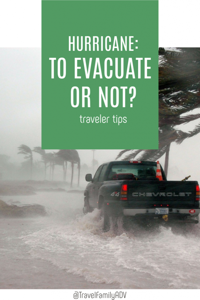 Hurricane Tips for Florida Travelers and Fulltimers