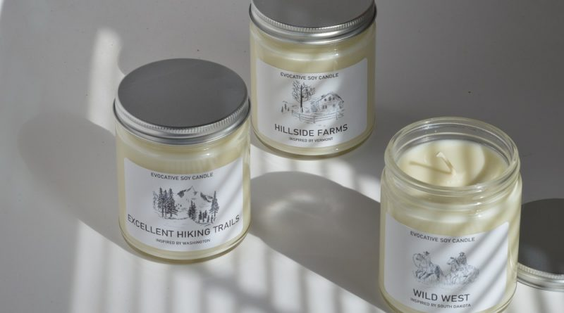 Chi Candle Evocative Candles #Homesick #Gifts