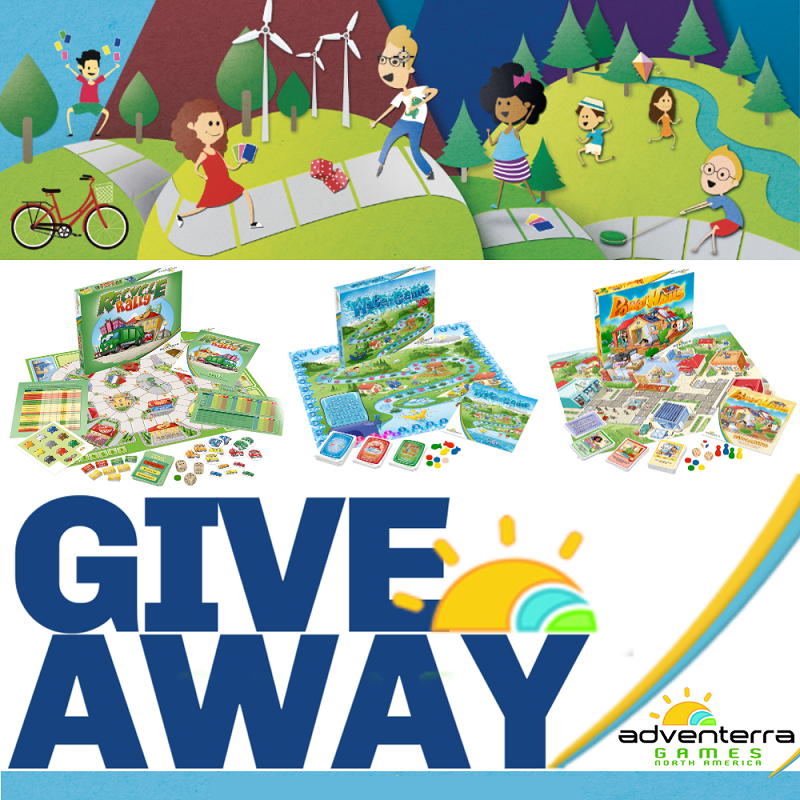 Enter to Win Adventerra Games at Travel Family Adventure